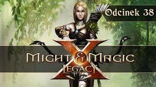 Zagrajmy w Might and Magic X Legacy PL - Przeklęte Ruiny (Quest na Paladyna) #38 GAMEPLAY PL