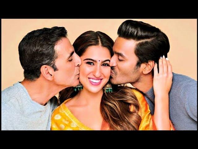 Sara Ali Khan REVEALS New Movie NAME Along With Akshay Kumar & Dhanush