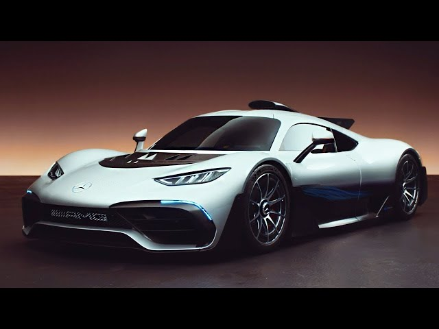 Mercedes-AMG One Hypercar | Top Gear