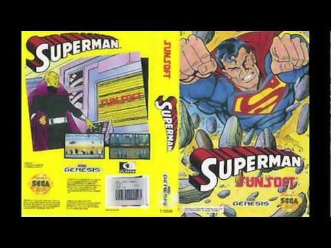 Superman - Stage 5 - Sega Genesis/Mega Drive