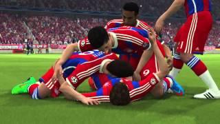 PES 2015◆ FC Bayern München vs. FC Porto (Champions League) Prognose HD Deutsch