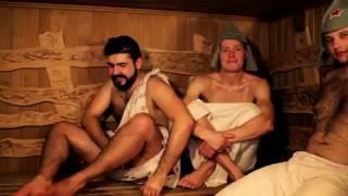 Смешной ролик про баню