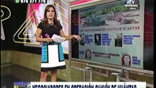 NEGOCIADORES EN OPERACION CHAVIN DE HUANTAR: ATV+ 21ABR17