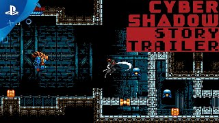 Cyber Shadow - Story Trailer | PS4