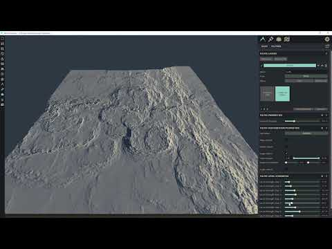 World Creator - Alien Filter