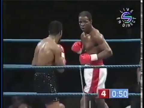 Nigel Benn vs Chris Eubank 18.11.1990 - WBO World Middleweight Championship