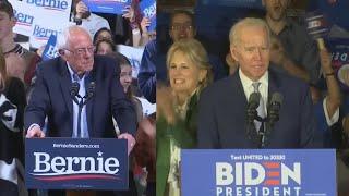 Joe Biden and Bernie Sanders go head-to-head for Democratic nomination, From YouTubeVideos