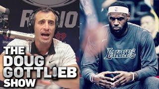 Doug Gottlieb - LeBron James Told America, 'Money Over EVERYTHING ELSE'