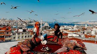 Yemenli Gezgin Somayagee ile Kubbe İstanbuldaydık GEZMEK Üzerine konuştuk  MOTİVASYON