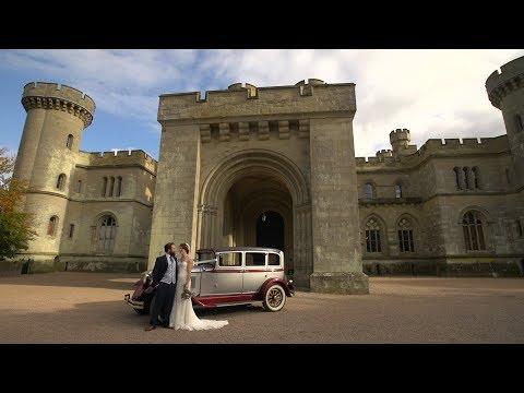Wedding At Eastnor Castle