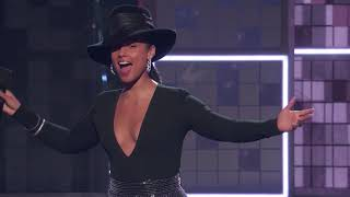 Alicia Keys Talks Industry Icon Award | 2019 GRAMMYs