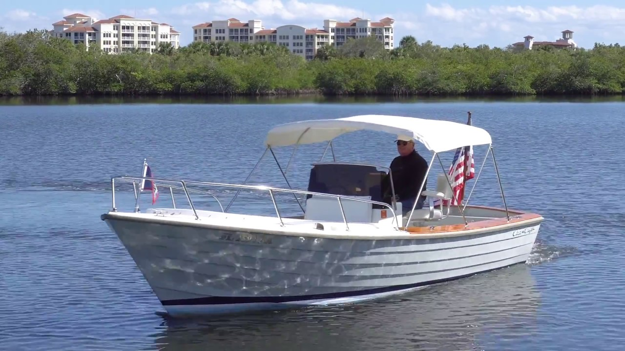 Foot Chris Craft For Sale