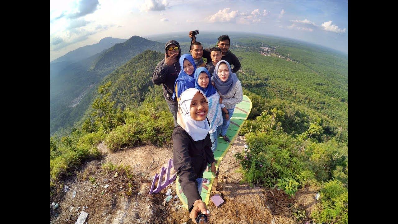 Wisata Puncak Bukit Hoza Labuhanbatu Utara Labura