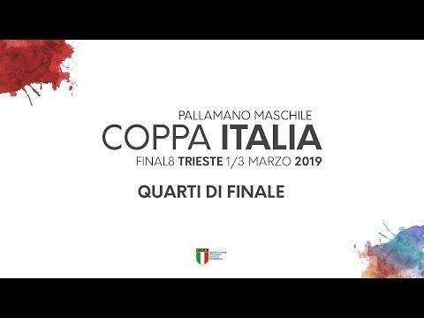 Coppa Italia maschile 2019 | Quarti di Finale