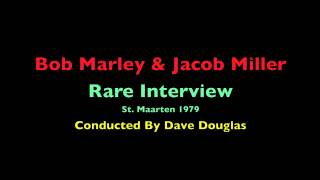 Download lagu Entire (Unedited) Bob Marley & Jacob Miller Rare Interview St. Maarten