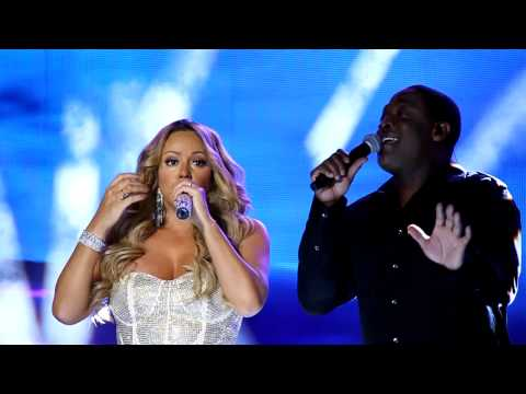 Mariah Carey & Trey Lorenz HD - I'll Be There (Live In Melbourne, Australia)