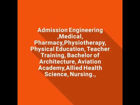 Admission Engineering, Medical, Pharmacy, Physical