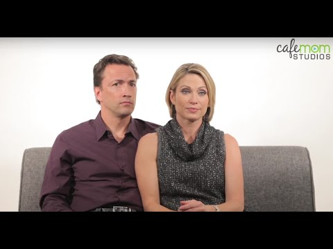 Amy Robach and Andrew Shue on 'Dangerous