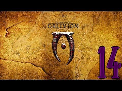 The Elder Scrolls IV: Oblivion. Часть 14. Мифический рассвет