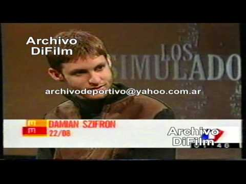 DiFilm  Entrevista a Damian Szifron 2003