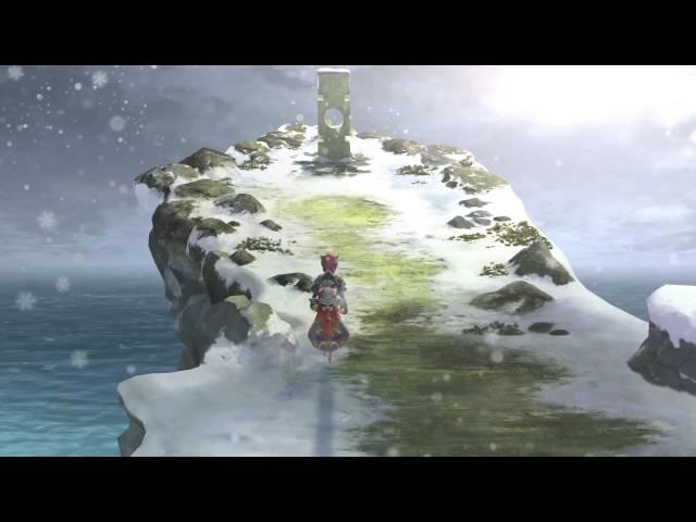 I Am Setsuna - An Unforgettable Journey Launch Trailer