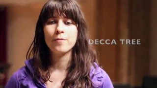 Using the Decca Tree for orchestral recording