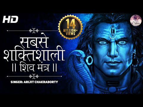 The Most Powerful Shiva Mantra Stotram | REMOVES ALL