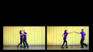 Zouk online tanzen lernen. Die E-zoukis.