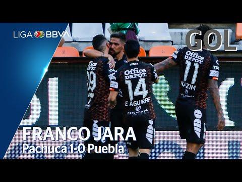 Pachuca [1] - 0 Puebla (F. Jara 44')