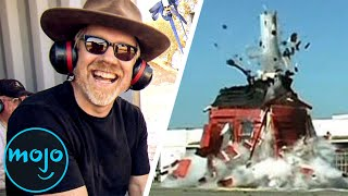 Top 10 Unexpected Myths Confirmed on MythBusters