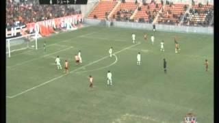 大宮VS川崎 0-3から大逆転 天皇杯 ハイライト 2012/12/15