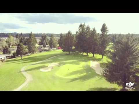 Mavic pro- Capitol city golf course