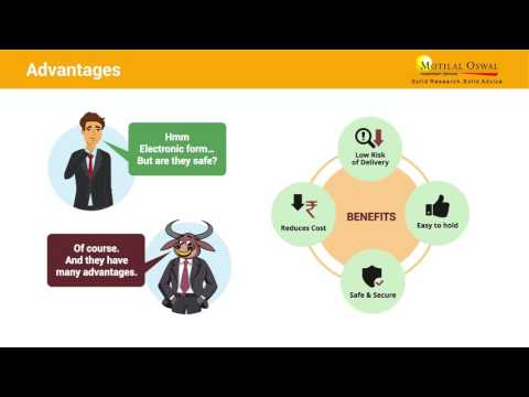 What is Demat Account & How to Use it | Motilal Oswal