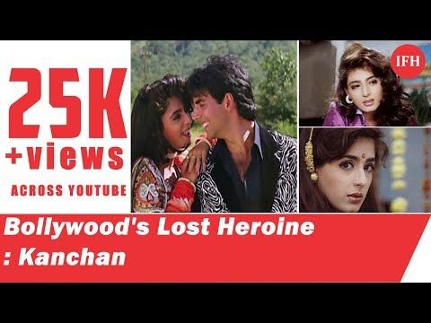 The Lost Heroine : Kanchan | Indian Film History