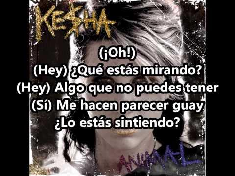 Kesha - Boots & Boys (Traducida al Español)