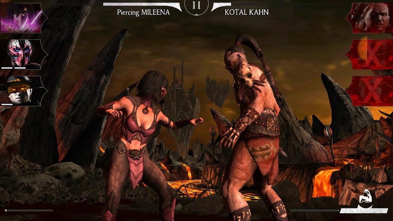 Rồng Đen 9 Sự Báo Thù Của Scorpion !! HNT choi game vui Mortal Kombat X Mobile HNT Channel New 7