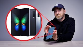 "Unboxing The ""New"" Samsung Galaxy Fold"