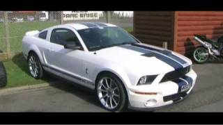 Ford Mustang Shelby GT500 - Compiegne - France