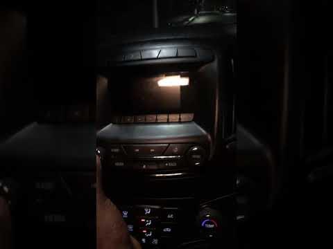 Vauxhall insignia radio not working