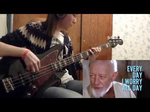 Bad Lip Reading - Bushes Of Love (DeepWaterGolf bass cover)