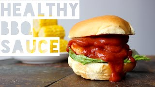 Healthy BBQ Sauce Recipe | How To Make Low Calorie Low Carb BBQ Sauce