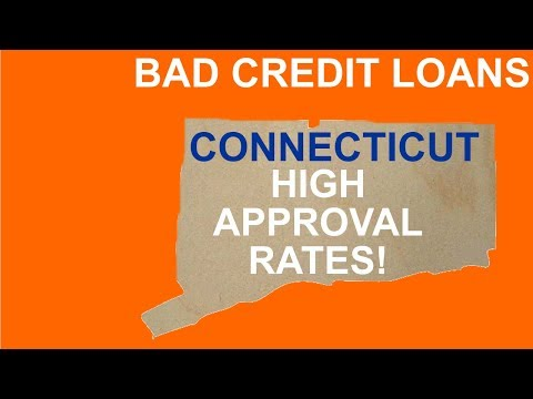 Connecticut Bad Credit Loans (Unsecured Loans For Connecticut Residents)