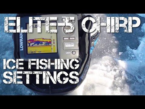 elite 4x chirp machine