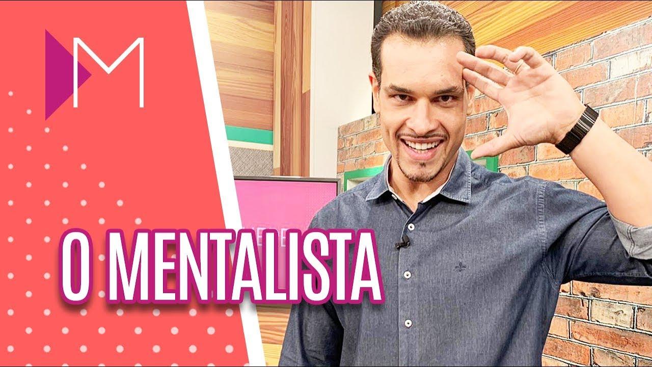 O mentalista: o que será que ele irá descobrir? - Mulheres (01/04/2019)