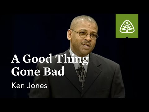 Ken Jones: A Good Thing Gone Bad