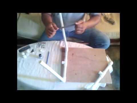 Como hacer una mesa plegable para computador portatil - Como hacer una mesa plegable ...