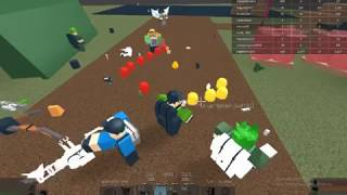 Roblox DayZ and how the game died for me