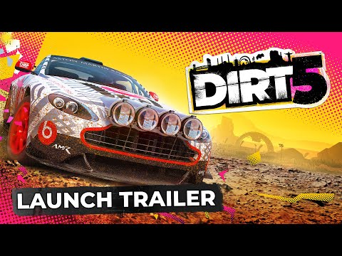 DIRT 5 | Official Launch Trailer | Out Now on PS5 [GER]