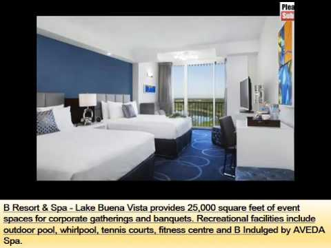 ideas of orlando b resort and spa located in downtown disney resort area hotel picture