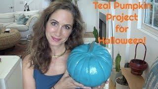 Teal Pumpkin Project!